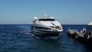 Stock Video Footage of Scenes of the Sorrento Ferry (3 of 6)