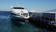 Stock Video Footage of Scenes of the Sorrento Ferry (5 of 6)