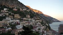 Scenes of Positano (3 of 8) Stock Footage