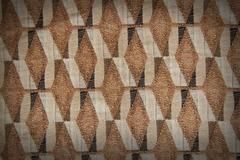 Retro textile fabric texture Stock Photos