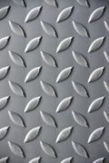 steel sheet texture - stock photo