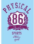 American college sports vector art Stock Illustration