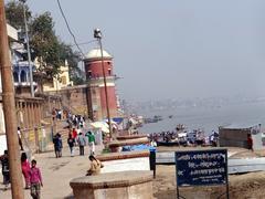 The River Ganga in Banaras13 Stock Photos