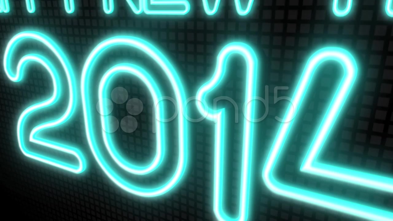 After Effects Project - Pond5 Neon Text Generator 32143317