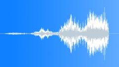 Riser - abrupt stop chorus 9 Sound Effect
