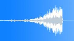 Riser - abrupt stop flanger 4 Sound Effect