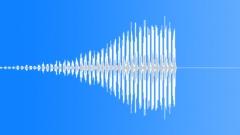 Riser - abrupt stop flanger 19 Sound Effect