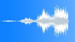 riser - abrupt stop flanger 5 - sound effect