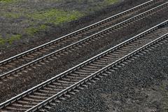 Rails Stock Photos