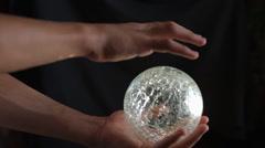 Magic crystal.mp4 Stock Footage