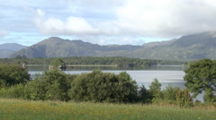 The mountains of Killarney, Co Kerry, Ireland. Stock Footage