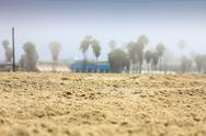 Stock Photo of sandy beach