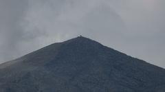 Mountain Peak 3 Stock Footage