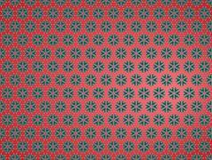 Stock Illustration of christmas paper star