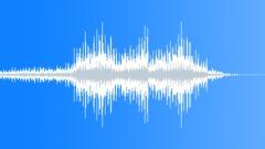 Horror piano - tremble 01 Sound Effect