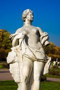 Greek Statue - stock photo
