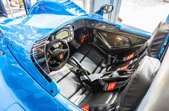Frankfurt - sept 21: radical rxc presented as world premiere at the 65th iaa  Stock Photos