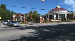 Tuskegee University Stock Footage