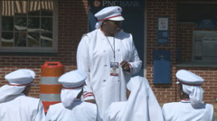 Nation of Islam Stock Footage