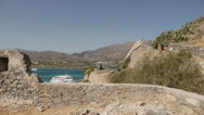 Stock Video Footage of spinalonga 8