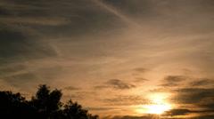 Sunless Sunrise 4K Stock Footage