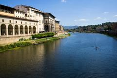 Arno river Stock Photos