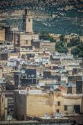 Stock Photo of medina of fes