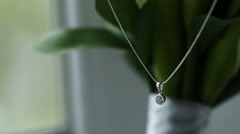 Pendant, Bijouterie Looped Stock Footage