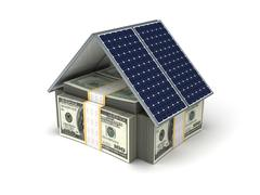 Energy saving Stock Illustration