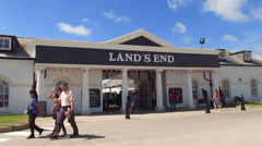 Land's End Stock Footage