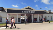 Stock Video Footage of Land's End