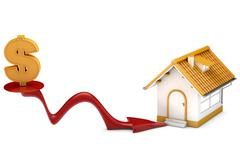 Stock Illustration of low cost home