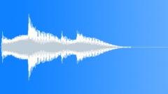 Bowl message alert Sound Effect