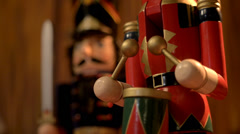 Christmas Toys Stock Footage