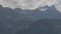 Lake Lucerne - Vierwaldstättersee - Switzerland Stock Footage