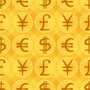 Stock Illustration of Background, money