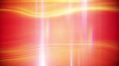 Red glossy background loop Stock Footage