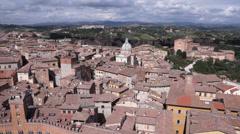 Views of Siena Italy (1 of 8) Stock Footage