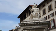 Stock Video Footage of Sculpture in Florence (3 of 7)
