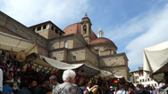 Stock Video Footage of Basilica di San Lorenzo (5 of 5)