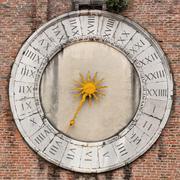 Venetian clock Stock Photos