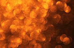 Abstract bokeh - perfect christmas background Stock Photos