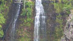 'Opaeka'a Falls Stock Footage