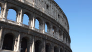 Stock Video Footage of Views of the Colosseum (5 of 49)