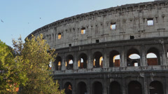 Views of the Colosseum (15 of 49) Stock Footage