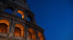 Views of the Colosseum (18 of 49) Stock Footage