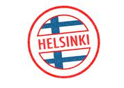 Stock Illustration of HELSINKI