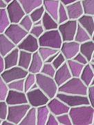 Vaaleanpunainen saumaton kivi kuvio Piirros