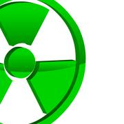 Atomic background Stock Illustration