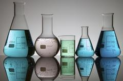 glassware - stock photo